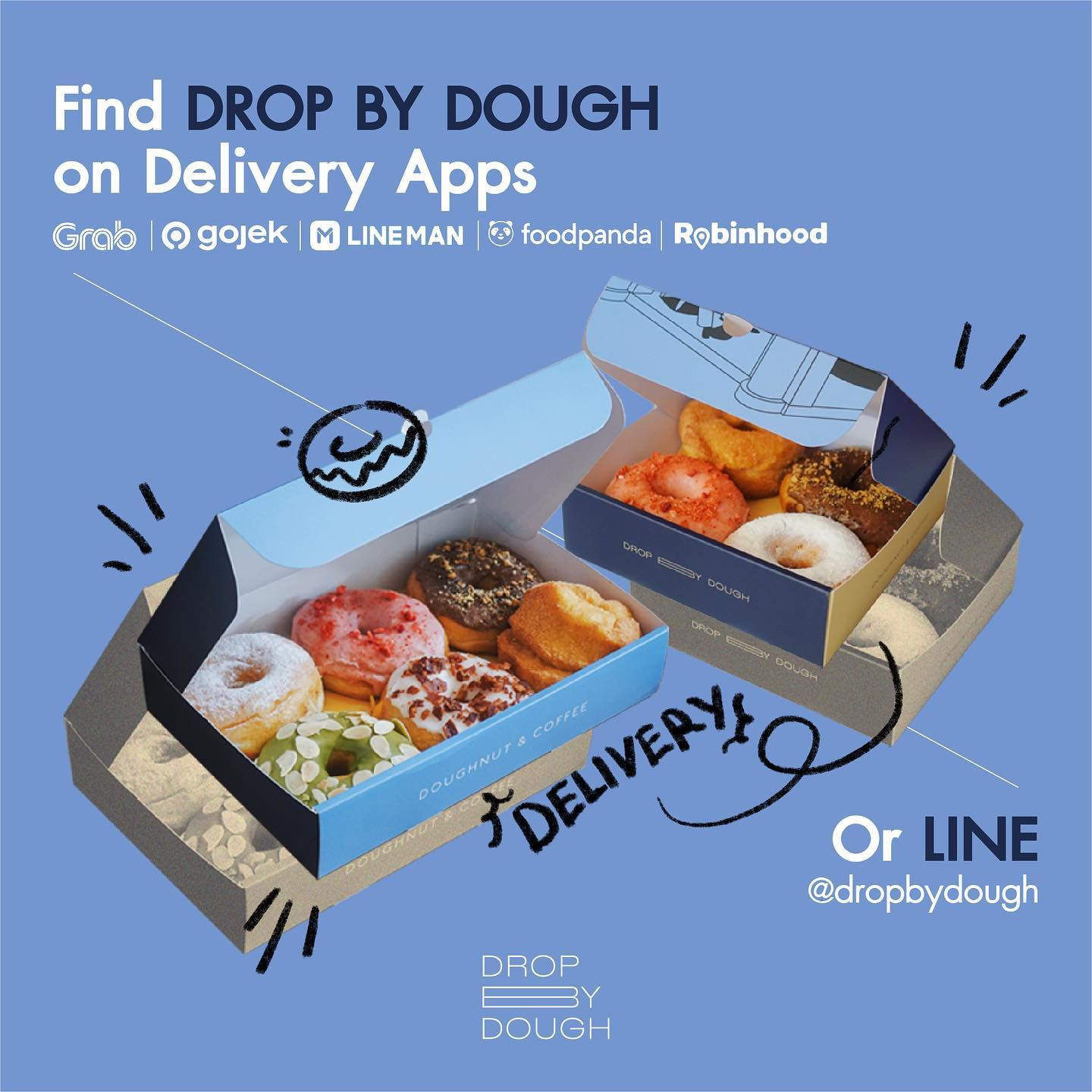 Drop By Dough